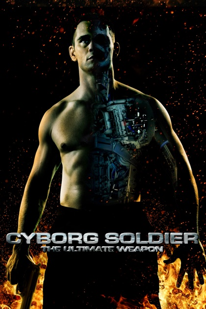 Cyborg soldier movie