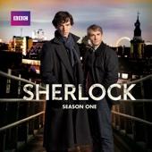 Sherlock, Series 1 - Sherlock Cover Art