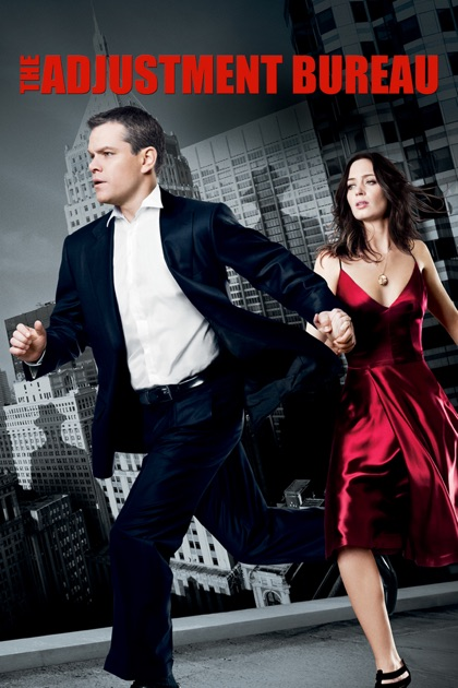 The Adjustment Bureau On Itunes