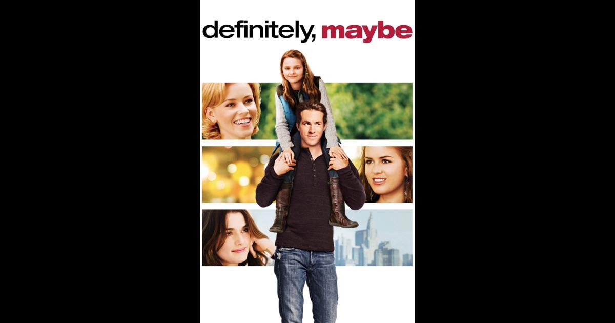 Definitely, Maybe