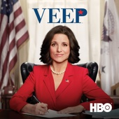 Veep, Season 1 - Veep Cover Art