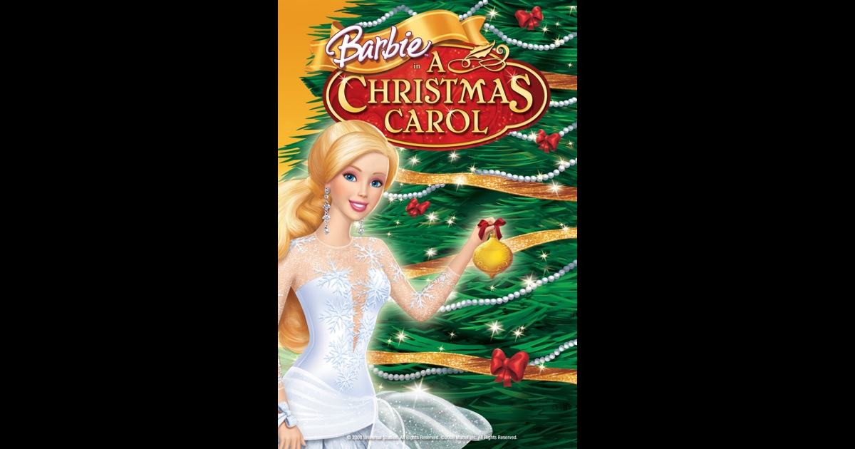 Barbie In a Christmas Carol on iTunes