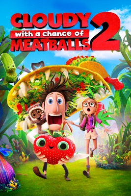Cloudy with a Chance of Meatballs 2 iTunes