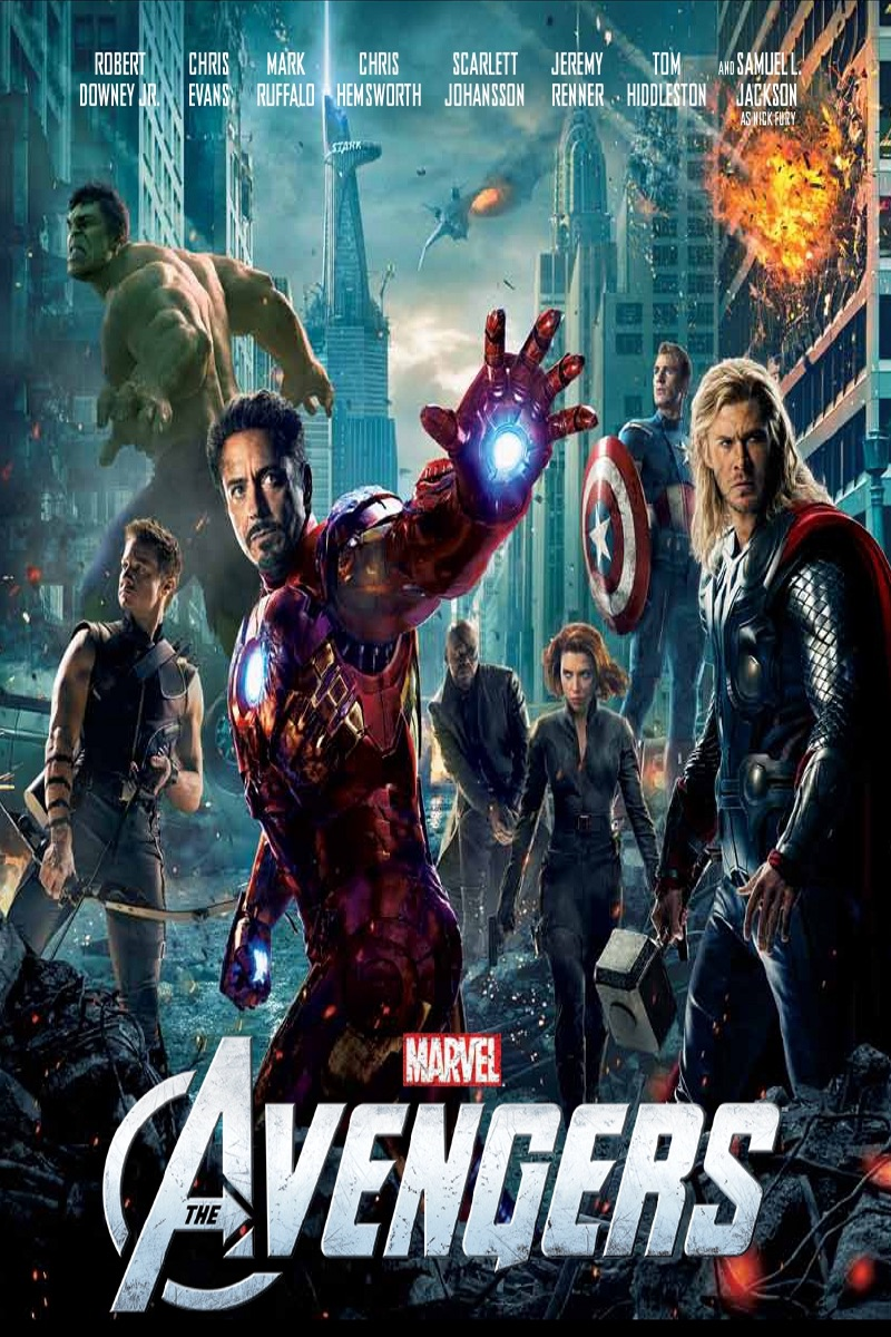 the avengers on itunes