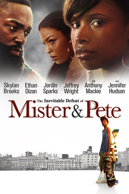 The Inevitable Defeat of Mister and Pete on iTunes
