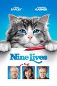 Nine Lives (2016) - Barry Sonnenfeld Cover Art