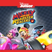 Mickey and the Roadster Racers, Vol. 1 - Mickey and the Roadster Racers Cover Art