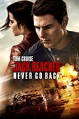 Edward Zwick - Jack Reacher: Never Go Back  artwork