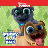Puppy Dog Pals, Vol. 1 - Puppy Dog Pals Cover Art