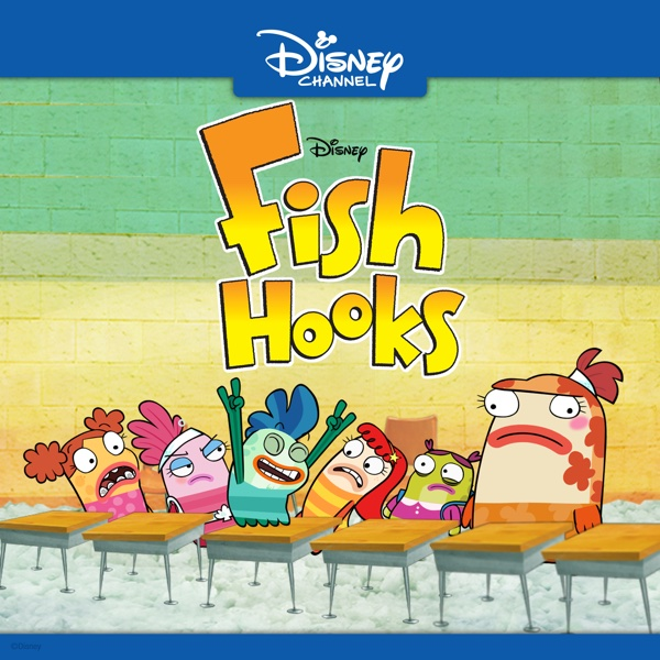 Watch fish hooks episodes season 3 for Fish hooks show