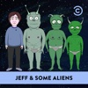 Jeff & Some Energry Trading - Jeff & Some Aliens Cover Art