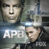 APB, Season 1 - APB Cover Art