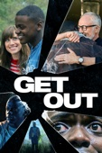 Get Out - Jordan Peele Cover Art