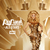 RuPaul's Drag Race All Stars - A Jury of Their Queers  artwork