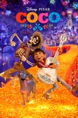 Coco (2017) - Lee Unkrich Cover Art