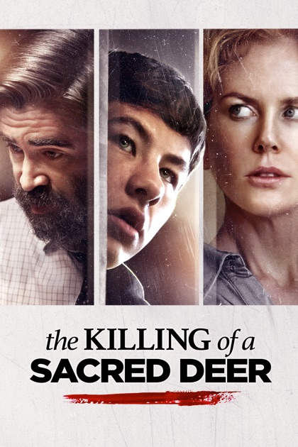 Re: Killing of a Sacred Deer, The (2017)