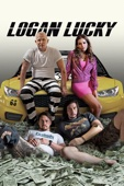 Steven Soderbergh - Logan Lucky  artwork
