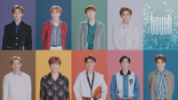 NCT 127 - TOUCH artwork