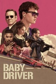 Edgar Wright - Baby Driver  artwork