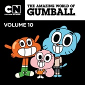 The Amazing World of Gumball, Vol. 10 - The Amazing World of Gumball Cover Art