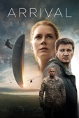 Arrival - Denis Villeneuve Cover Art