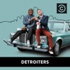 Hog Riders - Detroiters Cover Art