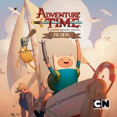 Adventure Time: Islands - Adventure Time Cover Art