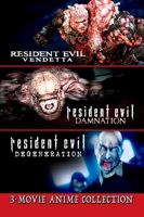 Resident Evil: 3-Movie Anime Collection (iTunes)