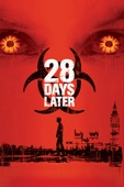 Danny Boyle - 28 Days Later  artwork