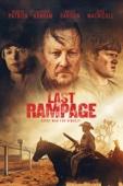Dwight Little - Last Rampage  artwork