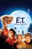 Steven Spielberg - E.T. The Extra-Terrestrial  artwork