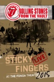 The Rolling Stones - Sticky Fingers Live At the Fonda Theatre  artwork