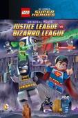 LEGO: DC - Justice League vs Bizarro League Full Movie Italiano Sub