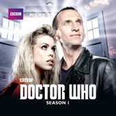 Doctor Who, Season 1 - Doctor Who Cover Art