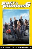 Justin Lin - Fast & Furious 6 (Extended Edition)  artwork