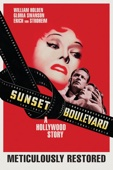 Billy Wilder - Sunset Boulevard (1950)  artwork