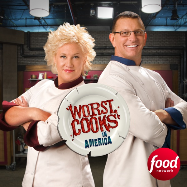 Worst Cooks in America - All Aboard!
