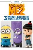 Despicable Me 2: 3 Mini-Movie Collection - Yarrow Cheney, Bruno Dequier, Fabrice Joubert, Mark O' Hare, Eric Favela & Regis Schuller