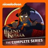 The Legend of Korra: The Complete Series - The Legend of Korra Cover Art