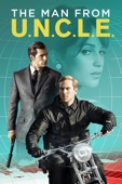 The Man from U.N.C.L.E. - Guy Ritchie Cover Art