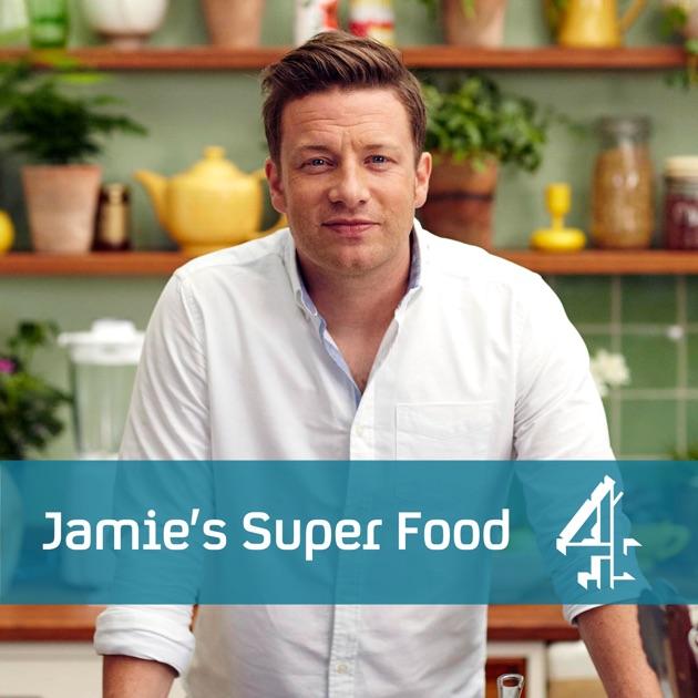 Jamie's Super Food on iTunes