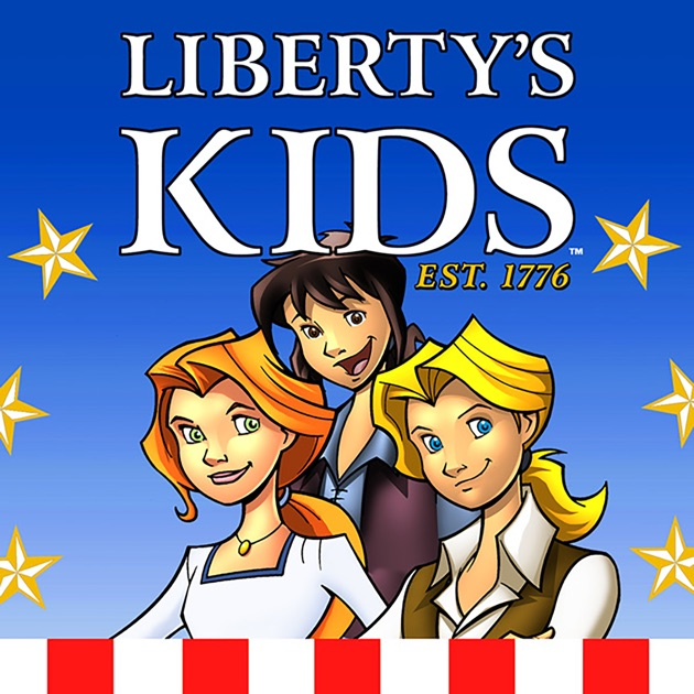 Liberty S Kids The Complete Series Itunes