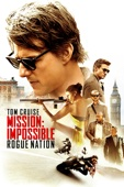 Christopher McQuarrie - Mission: Impossible � Rogue Nation  artwork