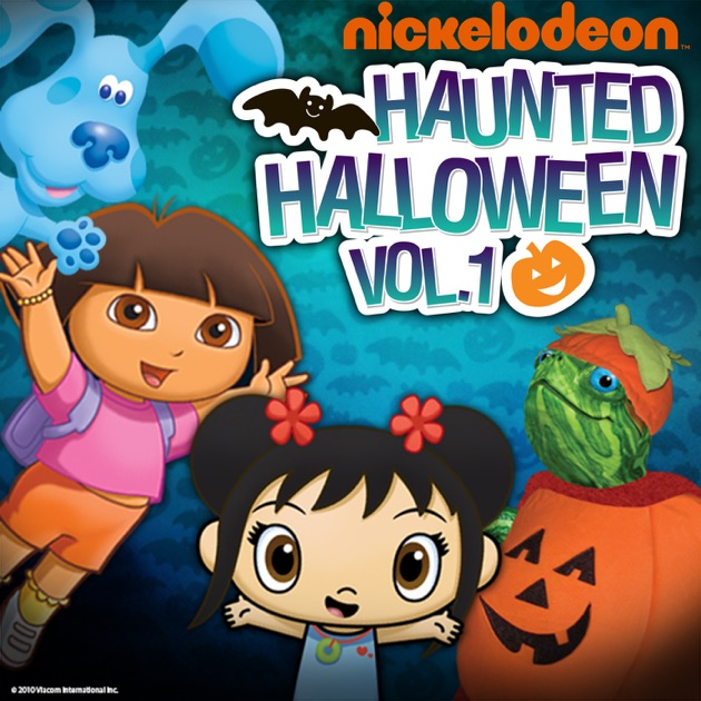 Nickelodeon Haunted Halloween, Vol. 1 on iTunes