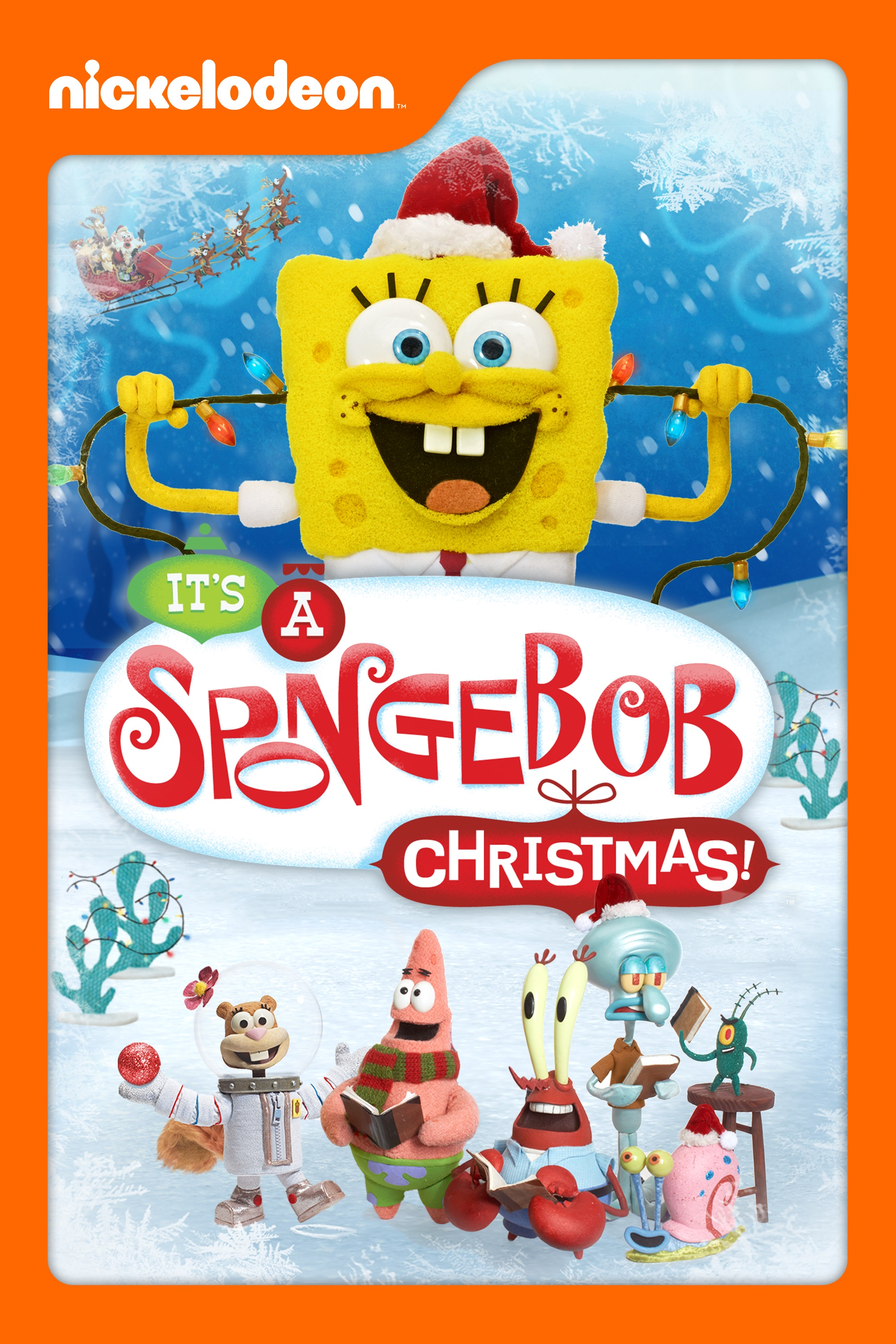 Spongebob Squarepants Christmas Special Full Movie 2017