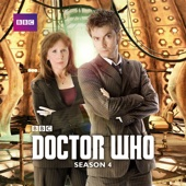 Doctor Who, Season 4 - Doctor Who Cover Art