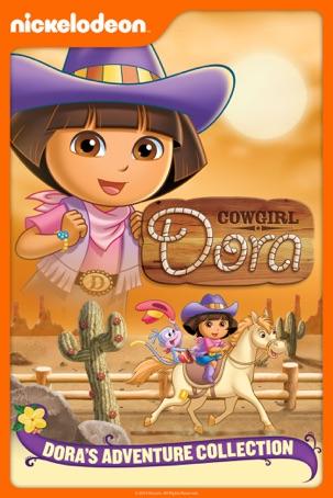Cowgirl Dora (Dora the Explorer)