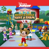 Mickey Mouse Clubhouse, Mickey and Donald Have a Farm! - Mickey Mouse Clubhouse Cover Art