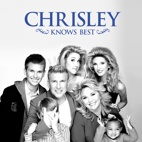 "odd Chrisley and his family on the television show ""Chrisley Knows Best."""
