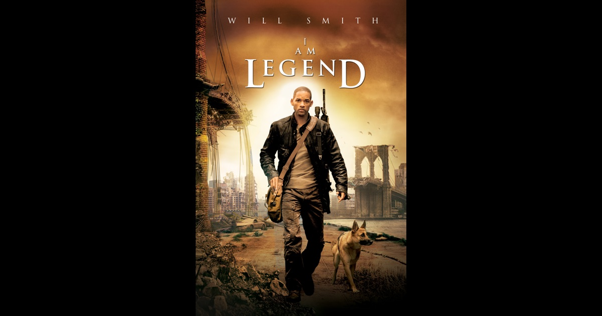 I Am Legend on iTunes
